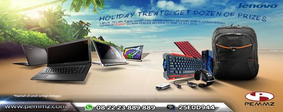 Gaming and School Holiday - Lenovo