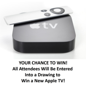 Your Chance to Win an Apple TV!
