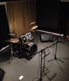 Tweed creative studios, rehearsal room murwillumbah