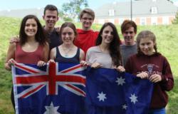 estate scuola superiore exchange australia