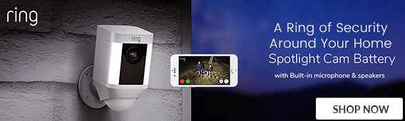 Ring Home Security at Your Fingertips