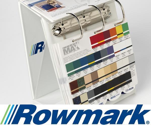 Il nuovo campionario Rowmark
