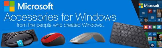 Microsoft Accessories for Windows from the people who created Windows - Shop Now