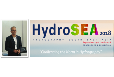 Keynote address at HydroSEA 2018