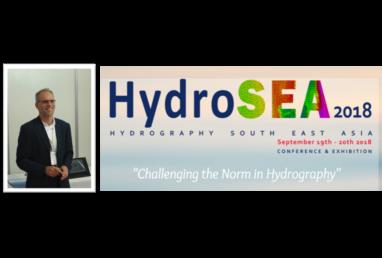 Keynote address at HydroSEA 2018