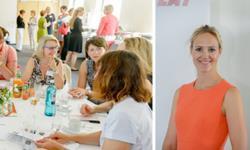 Ladies Brunch: Weibliche Führungskräfte zeigen ihr Gesicht