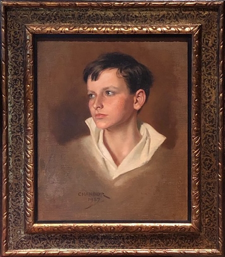 Pelich Portrait