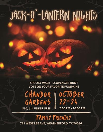 Jack-O'-Lantern Nights