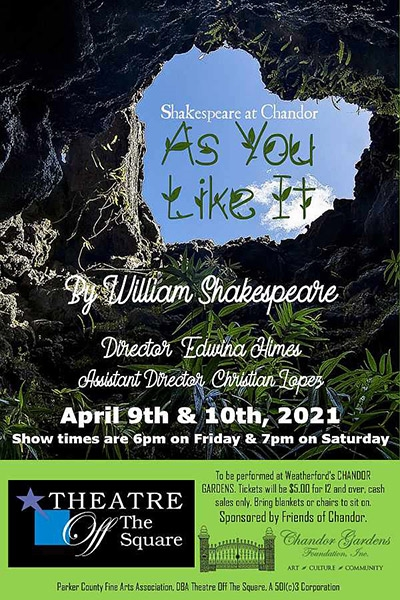As You LIke It poster