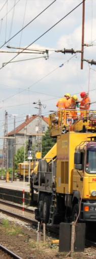 30 Jahre Vorlaufzeit für die Elektrifizierung der Schiene.