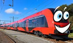Trainy McTrainface– a possible comeback for Boaty McBoatface in Sweden