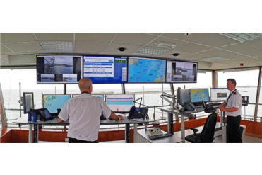 New environmental monitoring system at the Port of Dover