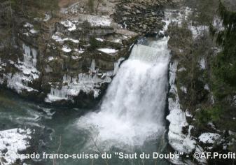 Photo du Saut du Doubs