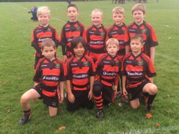 OceanWise Sponsors Junior Rugby