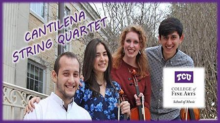 TCU Cantilena String Quartet