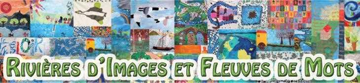 """Bandeau """"Rivières d'images - Fleuves de mots"""