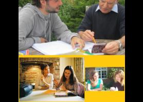 corsi di lingue all'estero a casa dell'insegnante