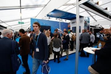 Crowds 'Flood' to Ocean Business 2017