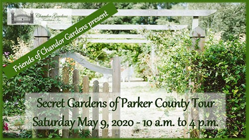 Secret Gardens of Parker County Tour