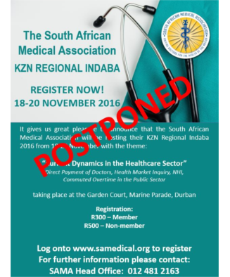Welcome | South African Medical Association Portal