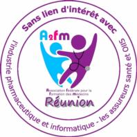 L'A2FM n'a aucun lien d'intérêt avec les assureurs ou industriels du médicament