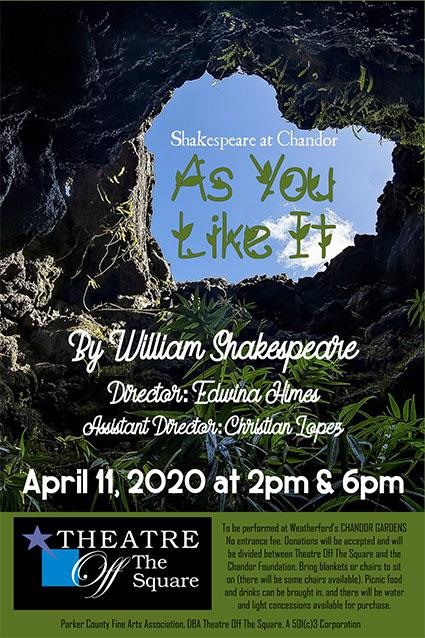 As You Like It - by William Shakespeare