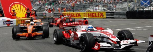 Sun, Sea & Monaco Grand Prix