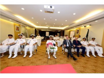 Royal Navy of Oman Navy improves its Data Management