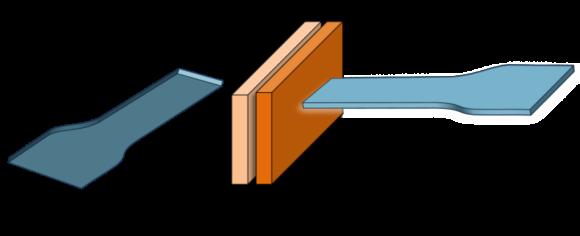 Heizelementschweißen von unterschiedlichen Thermoplasten