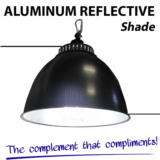 Aluminum Reflective Shade