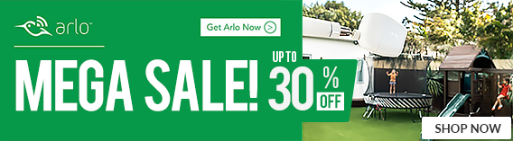 Arlo All Products On sale - UP to 30% Off - Shop Now