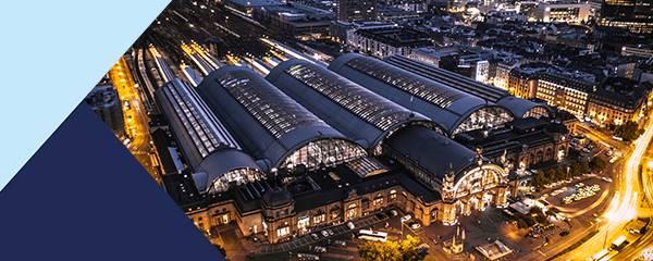 Der Frankfurter Hauptbahnhof