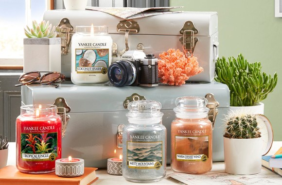 Yankee Candle Just Go Collection Sommer 2018