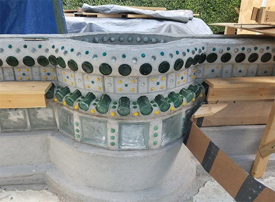 Dragon Fountain Restoration