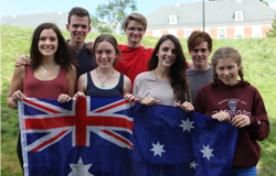 estate scuola superiore exchange australia