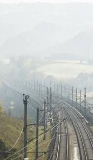 Die Aussetzung der Schienenmaut kann auch in Deutschland Unternehmen entlasten.