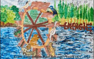 Ce2 de Paul Racault - Tours (37)