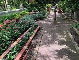 Old Herb Garden