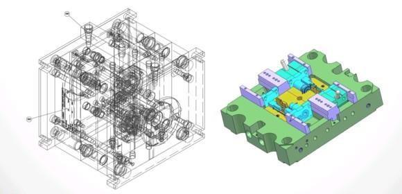 Werkzeugtechnik in der Spritzgießverarbeitung