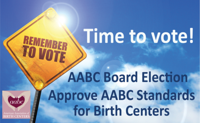 Time to vote in the AABC elections