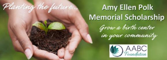 AABC Foundation Amy Ellen Polk Memorial Scholarship - Grow a birth center in your community