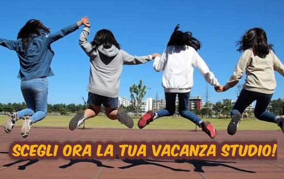 vacanze studio all'estero in college e famiglia