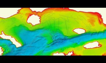 OceanWise is UK lead for European Bathymetry
