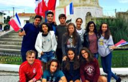 quarto anno high school liceo francese