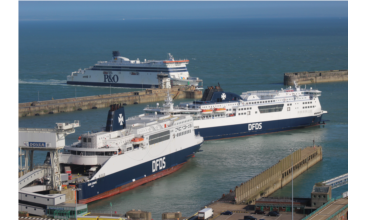 Port-Log at the Port of Dover!
