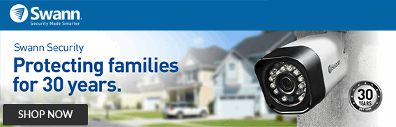 Swann Security Cameras and CCTV Systems