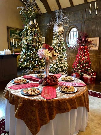 Holiday Events at Chandor Gardens