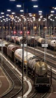 Sofortmaßnahmen für die Güterbahnen