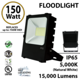 150W LED Floodlight