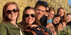 scuola superiore all'estero secondo semestre